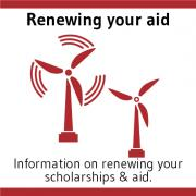 Renewing your aid